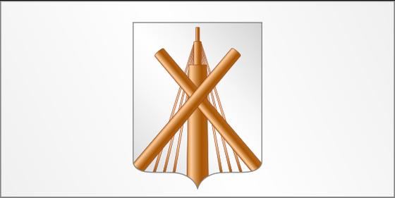 Флаг города Бобруйска